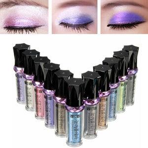 11 Colors Glitter Eyeshadow Stick