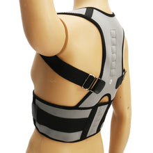 Load image into Gallery viewer, Adjustable Back Support Sport Back Corrector