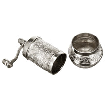 Load image into Gallery viewer,  Turkish Mini Metal Hand Coffee Grinder