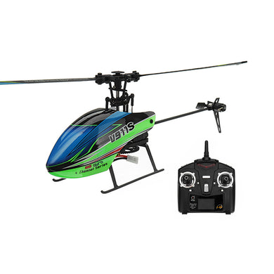 2.4G 4CH 6-Aixs Gyro Flybarless RC Helicopter RTF