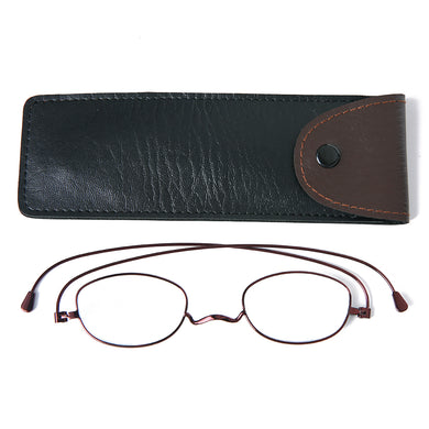 Full Frame Metal Eyeglasses