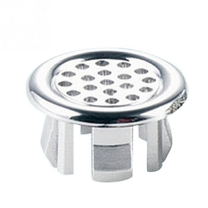 Sink Round Overflow Spare Cover