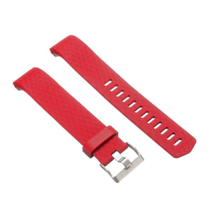 Replacement Silicone Wristband Strap For Fitbit Charge 2