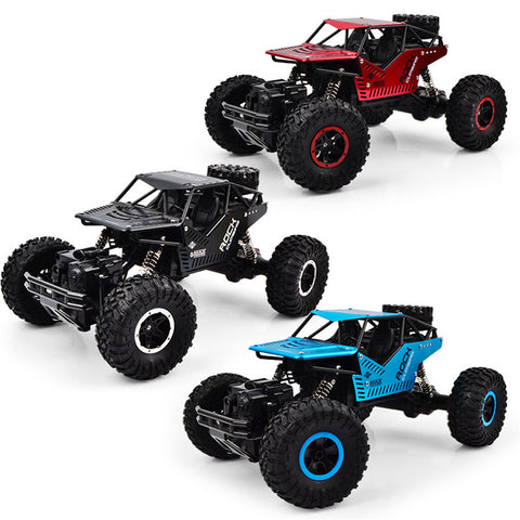 RC Car Rock Crawler Off-Road Climbing Truck RTR Toy