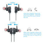Mpow Magneto Bluetooth 4.1 Sports Headphones - Zalaxy