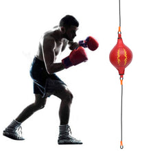 Load image into Gallery viewer, Double End Speed Ball Boxing Punching Bag