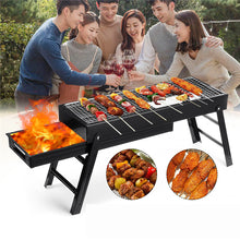 Load image into Gallery viewer,  Outdoor Portable Folding BBQ Grill