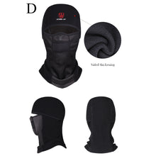 Load image into Gallery viewer, Windproof Fleece Balaclava Hat