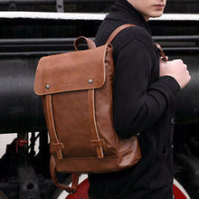 Load image into Gallery viewer, Men Women Vintage Backpack