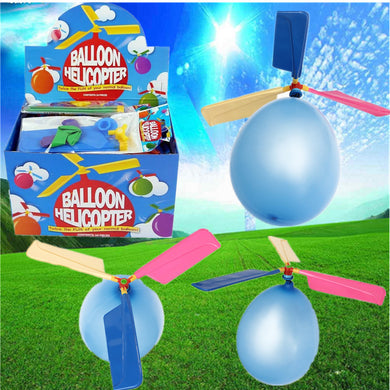 5 pcs. Balloon Helicopter