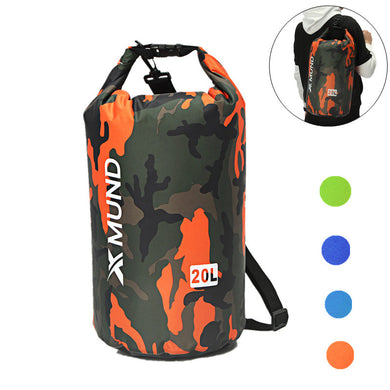 Waterproof Bag 20L Swimming Rafting Storage Dry Bag