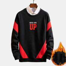 Load image into Gallery viewer, Men's Fashion Letter Printing Crew Neck Sweatshirt