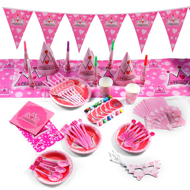 16pcs. Kids Birthday Party Supplies