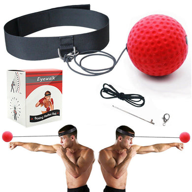 Fight Ball Reflex Speed Reaction Punch Combat