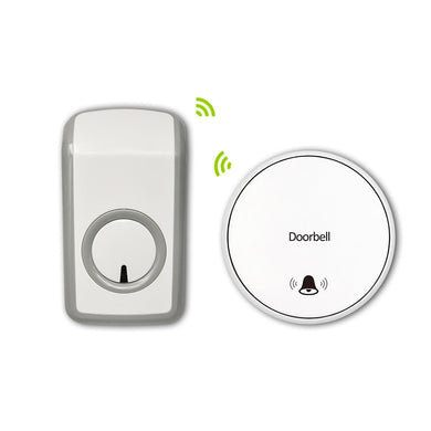 Wireless Remote Control Doorbell With Transmitter