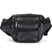 Load image into Gallery viewer, Genuine Leather Waist Packs Bag - Zalaxy