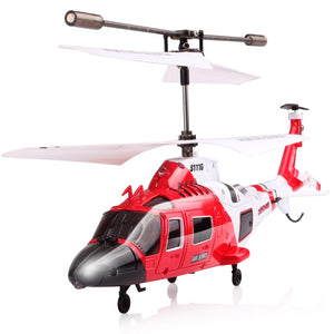 RC Helicopter With LED Light 3.5CH