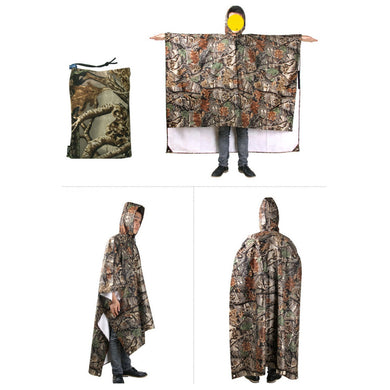 3 In 1 Multifunctional Raincoat