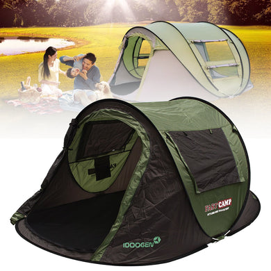 Automatic Instant Popup Tent Waterproof Sunshade