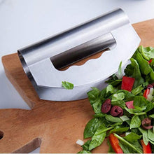 Load image into Gallery viewer, 304 Stainless Steel Double-head Cut Chopper