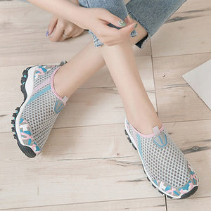 Casual Mesh Breathable Sneakers