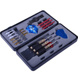 Darts Set with Over 25 Accessories - Zalaxy