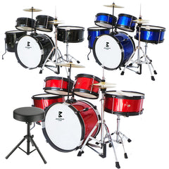Jeanpole Drum Kit Set Kids & Junior Instrument