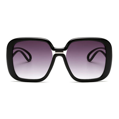 Retro Big Box Sunglasses