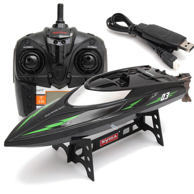 2.4G 4CH 180 Flip Waterproof High Speed Racing RC Boat