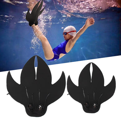 Adult Kids Mermaid Tail Diving Swimming Fin Foot Shoes