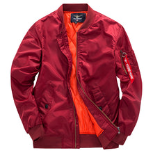 Load image into Gallery viewer, XS-6XL Thick Bomber Jacket