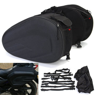 36-58L Motorcycle Motor Bike Saddlebags
