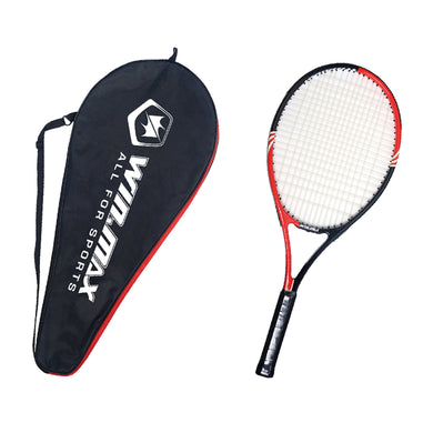 Graphite Aluminum Tennis Racket - Zalaxy