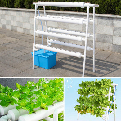 Vertical Hydroponic Piping Site Grow Kit