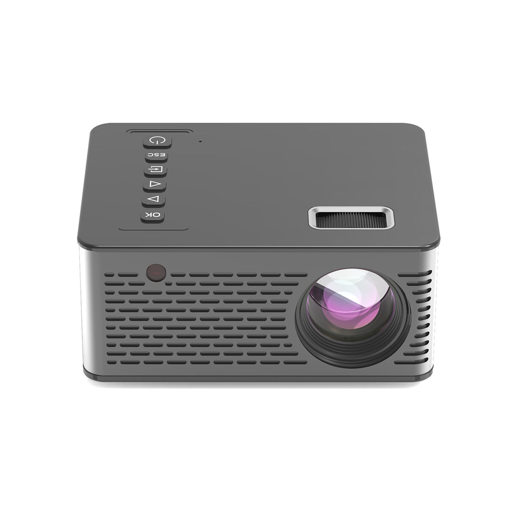 Mini 600 Lumens LED Projector