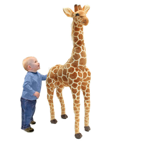 96CM Big Plush Giraffe Toy