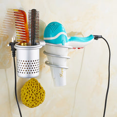 Metal Hair Dryer Holder