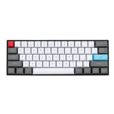 PBT Thick Keycaps for 60% Mechanical Keyboard