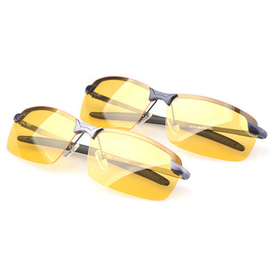 Sport Cycling Driving Anti-Glare Sunglasses