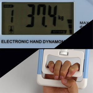 90kg Electronic Hand Grip Strength Dynamometer