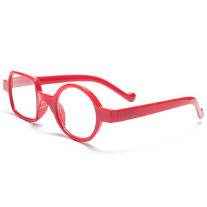 Full-frame Square Circle Round Resin Reading Glasses