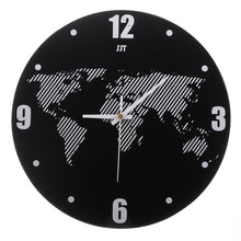 Load image into Gallery viewer, World Map Wall Clock