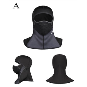 Windproof Fleece Balaclava Hat