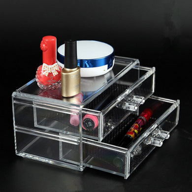 Acrylic Clear Drawers