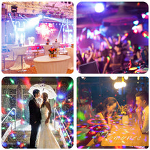 Load image into Gallery viewer, RGB LED Stage Light Lamp For Party