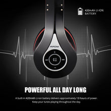 Load image into Gallery viewer, Mpow Foldable Wireless Bluetooth Noise Cancelling Stereo Headphone - Zalaxy