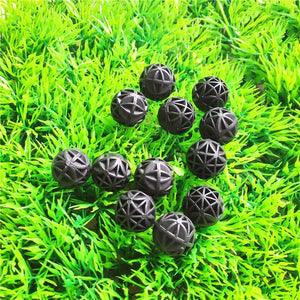 100 pcs 16mm Aquarium Bio Balls Filter