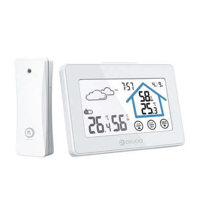 Touch Screen Weather Station