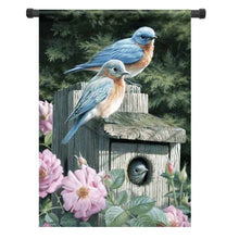 Load image into Gallery viewer,  Welcome House Garden Flag Yard Banner