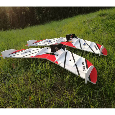 800mm Wingspan Fixed Wing FPV RC Airplane Kit